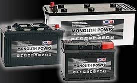 Аккумулятор MonBat Monolith Power M105 12V 105Ah
