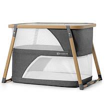 Кроватка-Манеж 4 в 1 Kinderkraft Sofi Grey 5902533912483