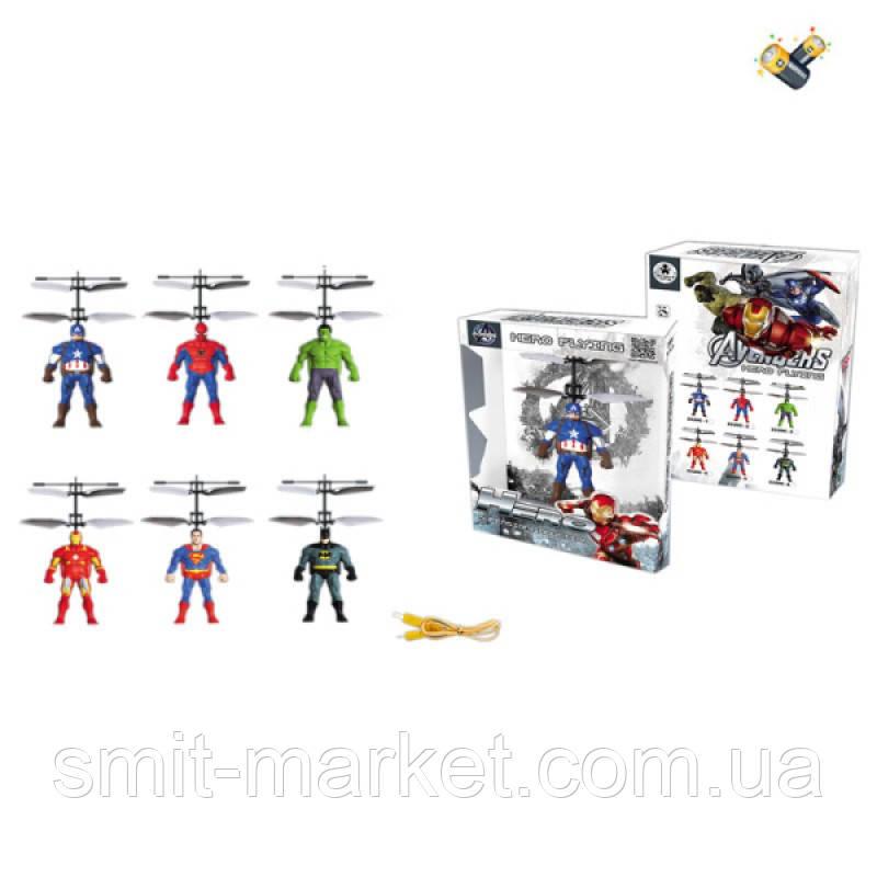 Літаючі Супер герої Marvel 6 видів 2320C