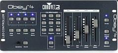 Компактный контроллер DMX для светодиодных приборов CHAUVET OBEY 4