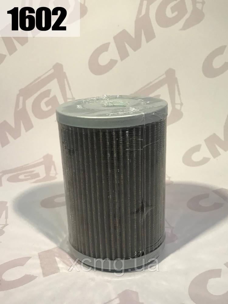 Фільтр КПП (вставка) ZL40.3.2-2 (130x80x45) фронтального навантажувач ZL50G XCMG,,LG855,CDM855,PN956