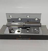 Петли дверные Fuaro 413-4 100*75*2,5  CP  хром