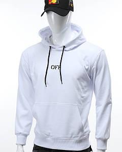 Худи белый OFF-WHITE №15 Т-2 WHT L(Р) 20-595-201