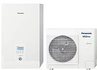 Тепловой насос Panasonic Aquarea T-Cap Bi-Bloc KIT-WXC16H9E8, 16кВт, 3фазы