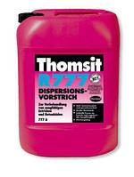 Дисперсионная грунтовка для впитывающих минеральных оснований Thomsit R 777 10л Ceresit