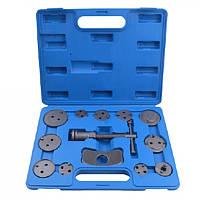 Набор инструментов для обслуживания тормозных цилиндров 13пр.