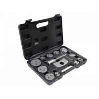Набор инструментов для обслуживания тормозных цилиндров 13пр. Forsage F-65802