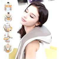 Вибромассажер для спины,плеч и шеи Cervical Massage Shawls