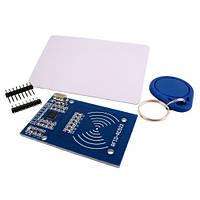 RFID РЧИД модуль для карт Mifare на RC522, Arduino
