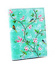 Визитница для карточек Птицы-Цветы