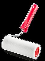 Валик с ручкой 25 см для масляных красок и эмалей по металлическим и деревянным поверхностям