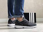 Мужские кроссовки Adidas Zx Flux (серые) 9059, фото 2