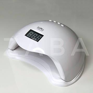 УФ лампа UV+LED SUN 5 на 48 Вт для сушки гель-лака, геля
