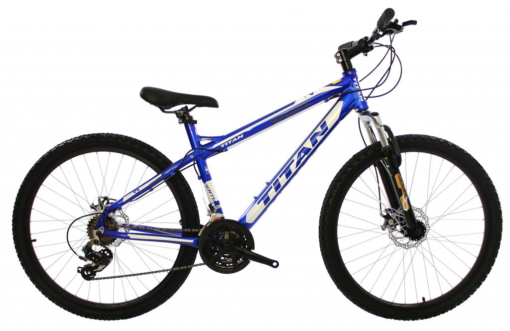 Горный велосипед Titan Vertu 26