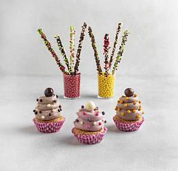 Шоколадний декор