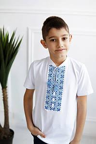 Вишита футболка для хлопчика DXL-01