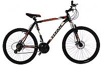 Велосипед горный Titan Raptor disk 24 скорости