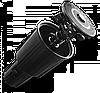 Зрошувач висувний, пульсуючий 0-360°, DSZW-2100