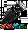 Зрошувач висувний, пульсуючий 0-360°, DSZW-2500