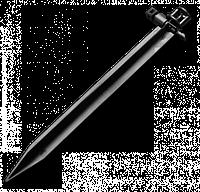 """Колышек с миникраном. РН 1/4"""" (5 шт), DSA-3500"""