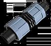 Муфта з'єднувальна (ремонтна) для краплинної стрічки, DSTA01-00L