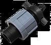 Конектор стрічка/ З'єднувач для трубки 6мм, DSTA07-06L