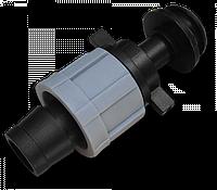 Старт-Коннектор лента/ трубка с прокладкой, DSTA07-07L