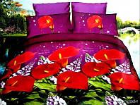 Комплект  постельного белья №пл157 Двойной, фото 1