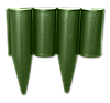Палісад PALGARDEN зелений - 2,5 м, OBP1202-002GR