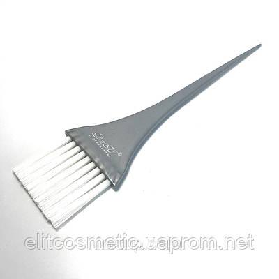 Кисть для окрашивания волос DenIS professional прямая белая щетина HS52639 25 грн.