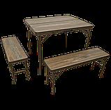 Комплект мебели для пикника Time Eco TE-022 АS, фото 2