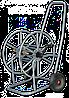 """Тележка, нержавеющая сталь 3/4"""" 80м PRINOX, AG4318"""