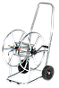 """Тележка для шланга 3/4"""" 80м SOLID ZINC-CHROм, AG3318"""