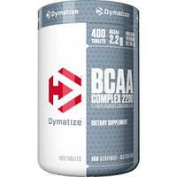 DYMATIZE NUTRITION BCAA COMPLEX 2200 - 400 таб, фото 1