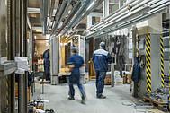 Завод ЕВРОФОРМАТ, линия работает более 20 лет
