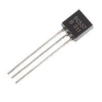 Чип BC557B BC557 TO92, Транзистор биполярный PNP