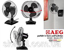 Наcтольный/Настенный вентилятор AEG(Оригинал)Германия Ø 30 см