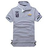 Aeronautica Militare original РАЗНЫЕ цвета мужская футболка поло аэронавтика милитаре, фото 3