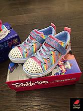 Skechers Sparkle Lite - Magical Rainbows для дівчинки