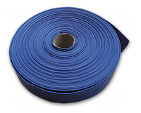 """Шланг AGRO-FLAT W.P.2, 1 1/2"""", 50 м, BLUE, WAF2B112050"""
