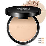 Пудра матирующая BioAqua MakeUp Professional Pressed Powder, разные оттенки, фото 2