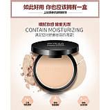 Пудра матирующая BioAqua MakeUp Professional Pressed Powder, разные оттенки, фото 5