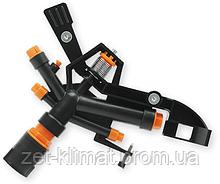 """ECO LINE Ороситель пульсирующий, пластиковый, РВ 1"""" AQUA JET (?36 метров), AJ-TS6010"""