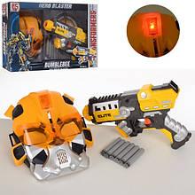 Іграшки для хлопчиків (трансформери, роботи, гаражі, треки, транспорт, зброя, ігрові набори)