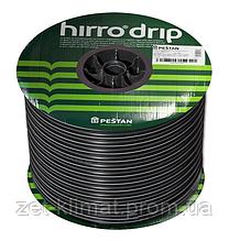 Капельная лента 8 mil (0.2мм), 16 мм, 40 см, 1,1л/ч, HIRRO DRIP, DSTHD 16081140-1000