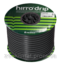 Капельная лента 8 mil (0.2мм), 16 мм, 20 см, 1,1л/ч, HIRRO DRIP, DSTHD 16081120-2500
