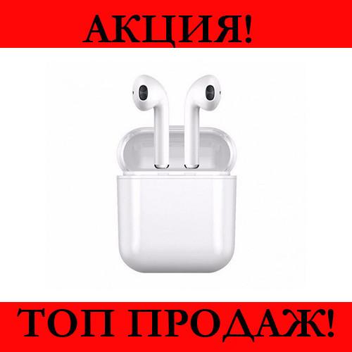 Беспроводные наушники i10 max TWS Bluetooth 5.0 с кейсом!Хит цена