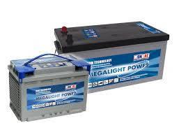 Аккумулятор AGM MonBat Megalight Power ML 81090 12V 90Ah