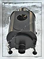 Печь дровяная (эконом) ПД-40 с варочным отверстием (4,5 кВт), фото 1