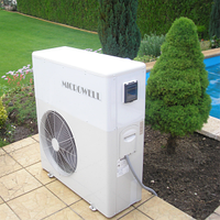 Тепловой насос Microwell HP1200 Compact (для бассейна до 60 м.куб.) до +5оС, фото 1